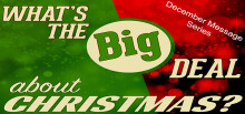 """What's the BIG DEAL about...""""The Virgin Birth""""?"""
