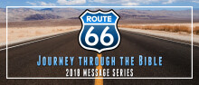 Route 66 John: Jesus Christ and The Son of God